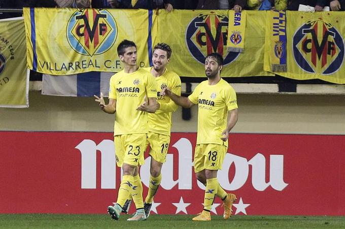 Villarreal-Getafe 2-1
