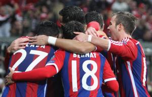Il catenaccio di Garcia soccombe sotto i colpi di Ribery e Goetze