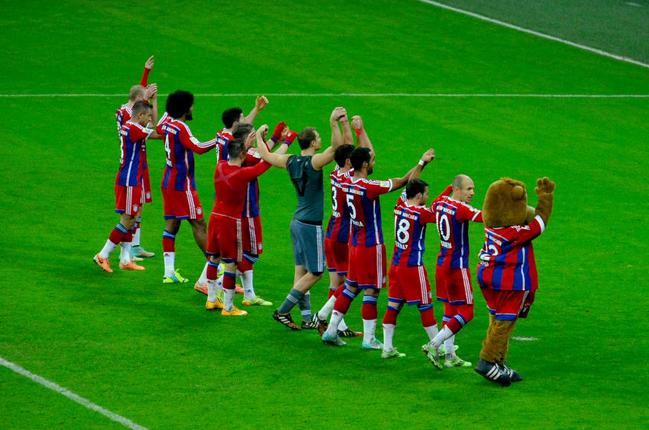 Bayern-Hoffenheim 4-0