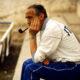 Enzo Bearzot, campione del Mondo con l'Italia nel 1982