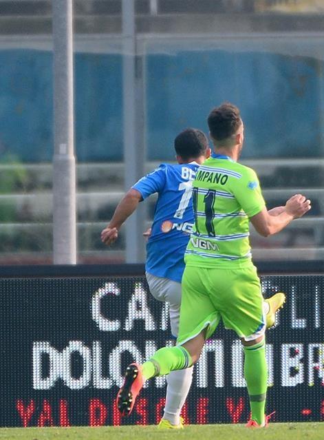 Serie B: il Brescia perde contro il Pescara