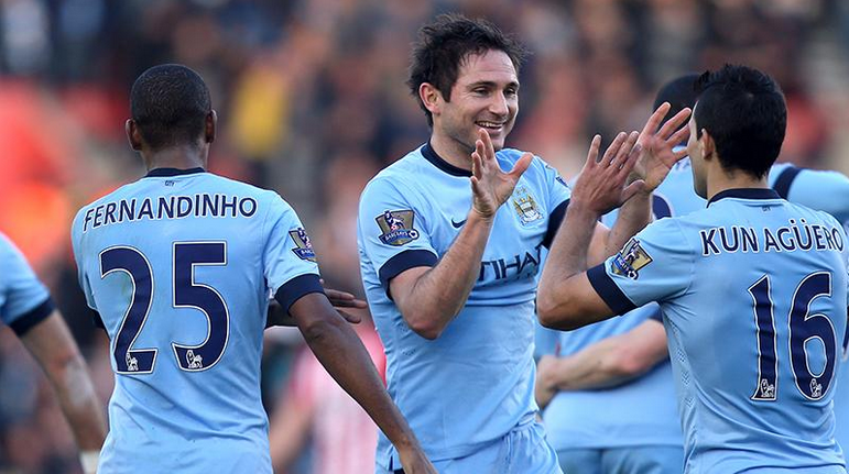 Southampton-Manchester City 0-3