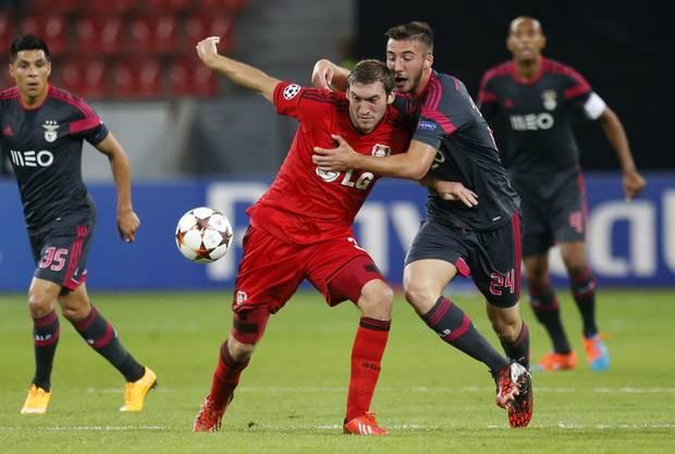 Italians: Bryan Cristante esordisce da titolare con la maglia del Benfica