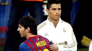 Cristiano Ronaldo e Lionel Messi, nemici in campo e forse anche fuori