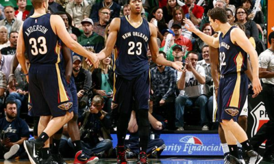Anthony Davis, New Orleans Pelicans