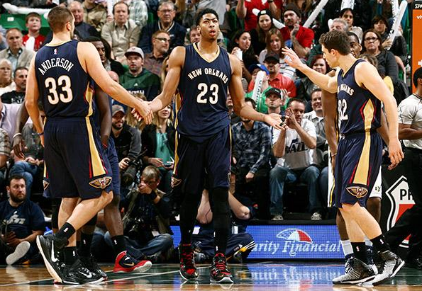 Anthony Davis, New Orleans Pelicans