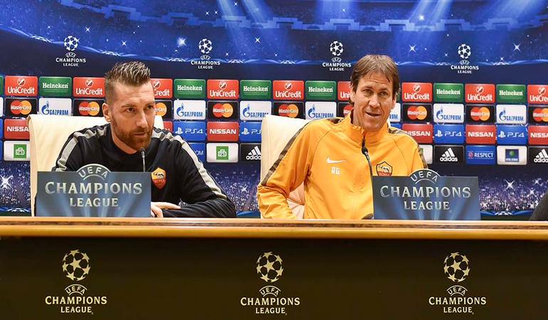 """Verso CSKA Mosca-Roma, Garcia in conferenza: """"Il destino è nelle nostre mani"""""""