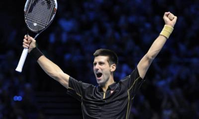 Djokovic sempre più numero uno, finale anche a Londra