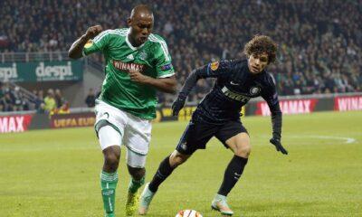 Saint-Etienne- Inter finisce 1-1