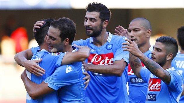 La bolletta del giorno: Napoli favorito contro la Roma