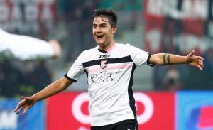 Dybala, gran gol ieri in Milan-Palermo