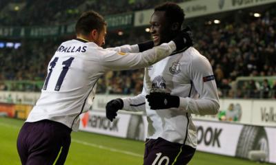 Wolfsburg-Everton 0-2