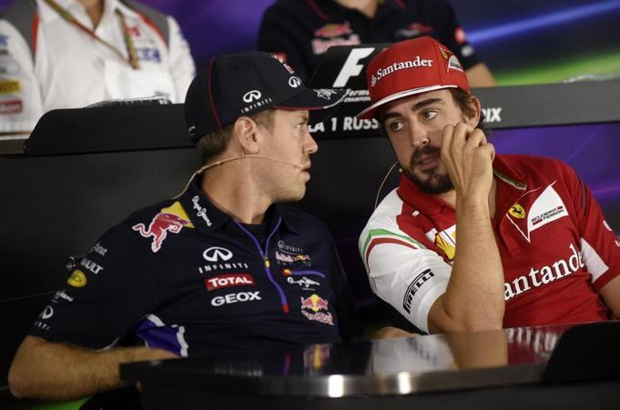 F1, arriva l'annuncio della Ferrari: Vettel al posto di Alonso