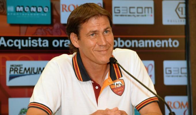 roma torino conferenza stampa garcia