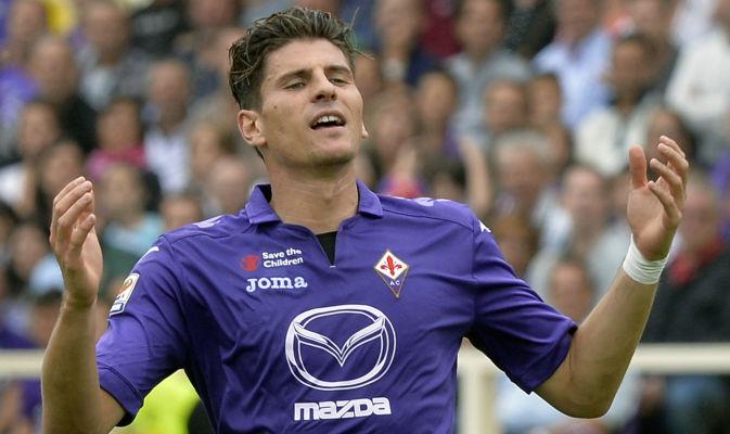 Mario Gomez, alla caccia del primo gol stagionale
