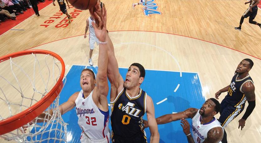 Griffin trascina i Clippers al successo contro Utah