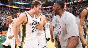 20 punti per George Hayward e i suoi Jazz battono gli Spurs
