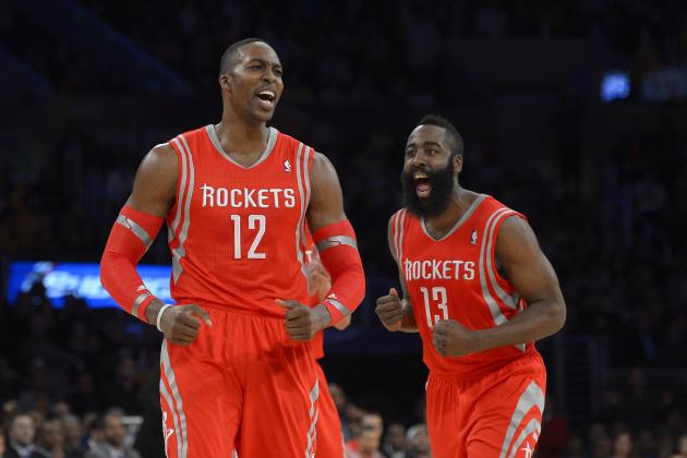 Howard e Harden, le due stelle di Houston e dell'Nba