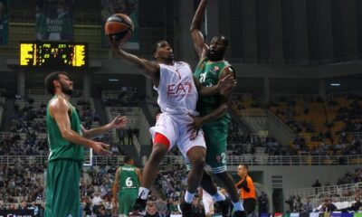 Il Panathinaikos schianta in casa l'Olimpia Milano