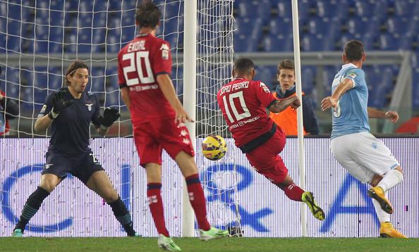 Lazio-Cagliari 4-2: Joao Pedro mette a segno il gol del provvisorio 3-2