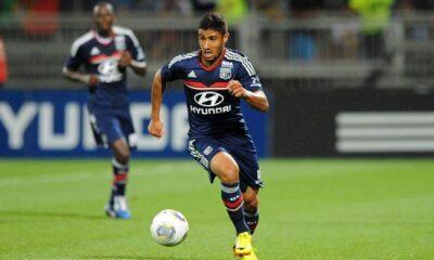 Nabil Fekir, talentino del Lione