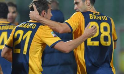 Juanito Gomez riprende il Cesena: 1-1 al 'Manuzzi'