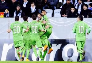 Malmoe-Juventus 0-2 (Llorente-Tevez)