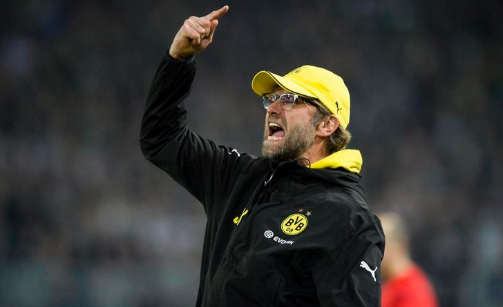 Il Dortmund di Klopp si riscatta superando 1-0 il M'Gladbach