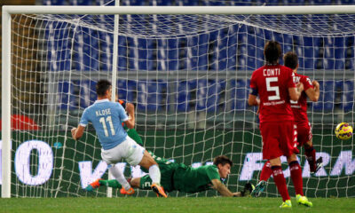 Miro Klose, attaccante della Lazio