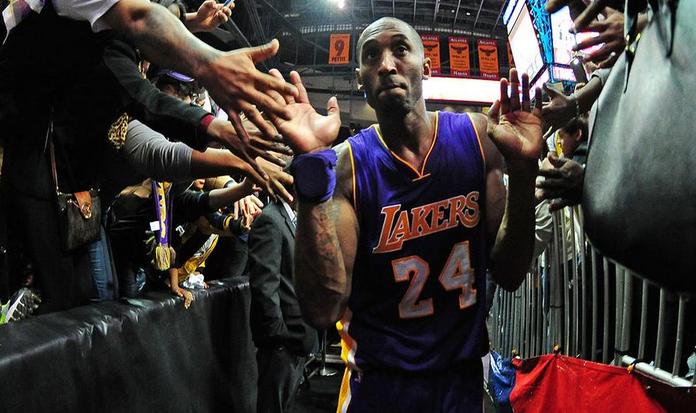Kobe Bryant, raggiunti 32000 punti in carriera