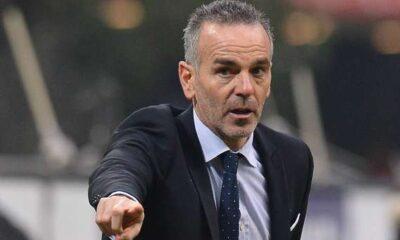 La Lazio di Stefano Pioli a caccia dei tre punti contro l'Inter