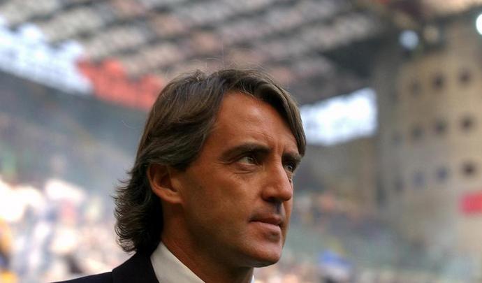 Mancini studia il centrocampo a rombo per la sua nuova Inter
