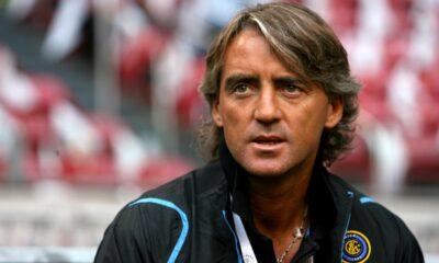 Roberto Mancini, di ritorno all'Inter dopo quasi 7 anni