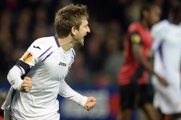 Fiorentina prima nel girone: 2-1 al Guingamp