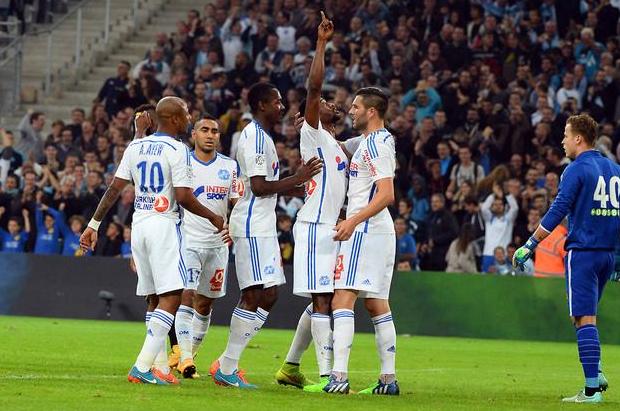 Il Marsiglia vince 2-1 contro il Lens e torna a +4 sul Psg