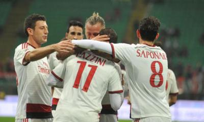 Pazzini-Bonaventura, al Milan il Trofeo Berlusconi