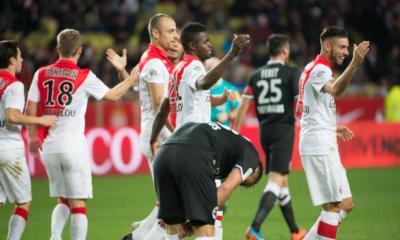 Monaco-Caen 2-2