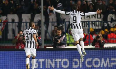 Empoli-Juventus 0-2: Pirlo e Morata riportano i bianconeri a +3 sulla Roma