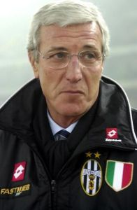 Lippi, pluriscudettato alla Juventus