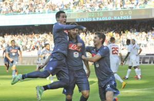 Napoli-Roma 2-0, la miglior partita della stagione degli uomini di Benitez