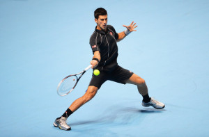 Atp finals 2014: Novak Djokovic