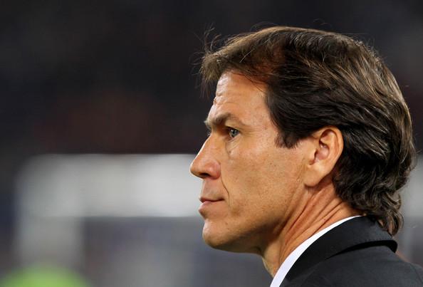 Rudi Garcia, la sua Roma è fuori dalla Champions League