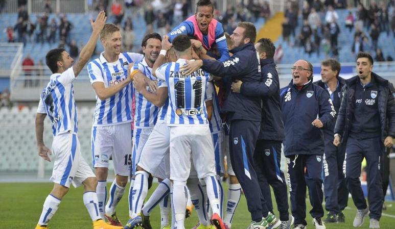 Pescara-Frosinone 3-0