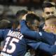 Il Psg vince in rimonta sul campo del Lorient, con gol decisivo di Bahebeck