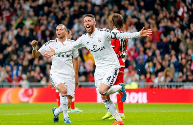 Real Madrid-Vallecano 5-1