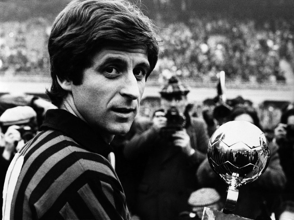 Gianni Rivera, il derby e la nascita della Moviola.