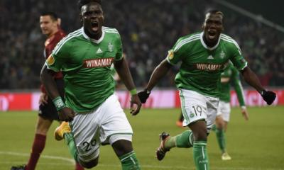Saint Etienne-Inter 1-1: non basta Dodò, qualificazione rimandata per i nerazzurri