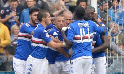 La Sampdoria vola, 3-1 alla Fiorentina