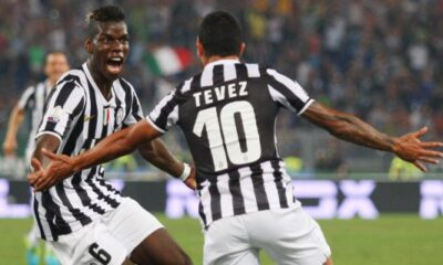 Tevez titolare nel big match tra Juventus ed Inter