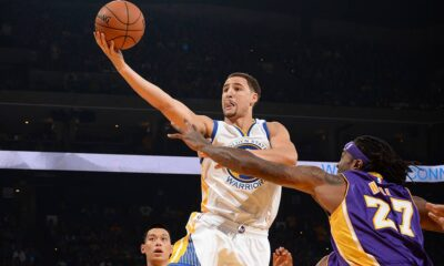 Klay Thompson, career high con i 41 punti contro i Lakers